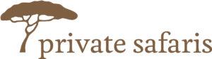 Private Safaris Logo - large